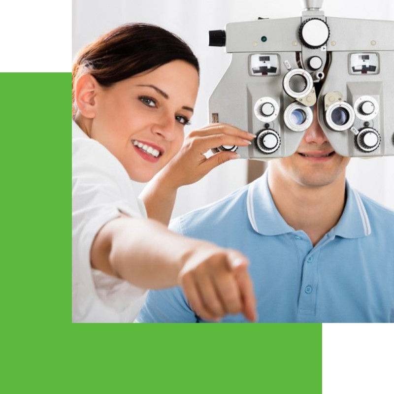 Personalized Eye Care Treatment in Marion